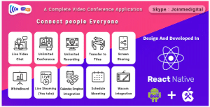 JoinMe Video Conference Tool (Android + iOS + Web APP + Desktop) 22 october 2020